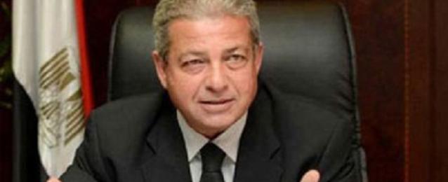 وزارة الشباب والرياضة تستضيف بعثة منتخب مصر في اسوان