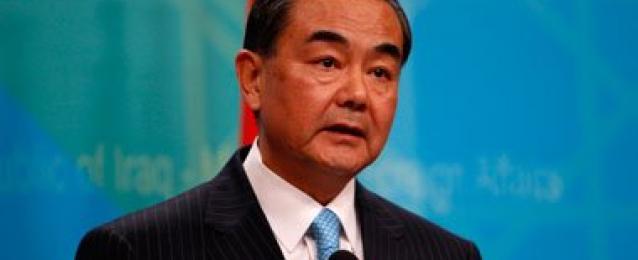 وزير خارجية الصين: مستعدون للتعاون مع مصر فى التصنيع والفضاء