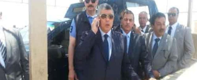 خلال جولته بالغردقة.. وزير الداخلية يشدد على تأمين المطار.. ويؤكد: الشعب يساندنا ضد أعداء الوطن