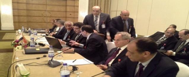 """وزير الري: نتائج اليوم الأول لمفاوضات سد النهضة """"مرضية"""""""