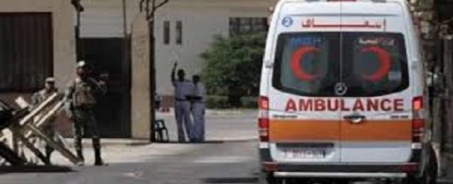وصول مصابين فلسطينيين اثنين لميناء رفح البري