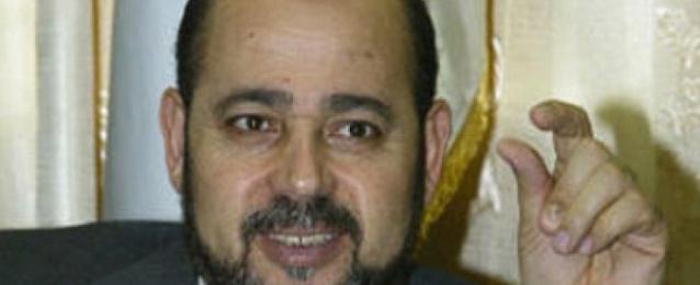 """أبو مرزوق: تم التوافق على صرف رواتب موظفي غزة """"الأربعاء"""""""