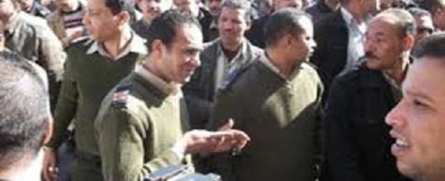أمناء وأفراد الشرطة بالمنيا يطالبون بمحاكمة قاتلى زميليهم