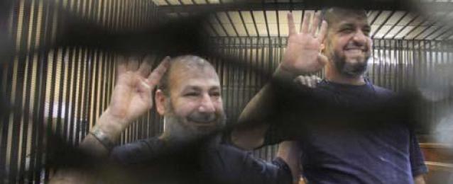 السجن 20 سنة للبلتاجى و مثلها لحجازي و30 عامًا لطبيبي رابعة لتعذيبهما ضابطًا