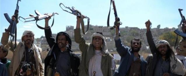 سقوط مديرية الغيل فى ايدى الحوثيين باليمن