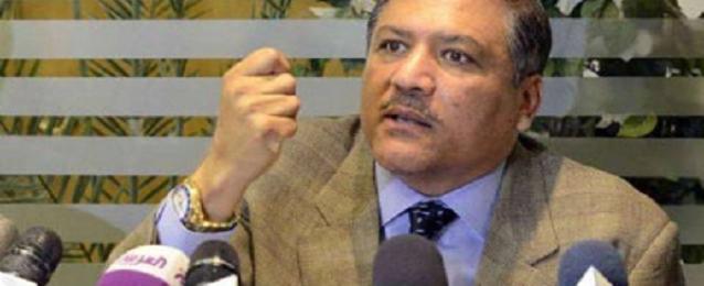 السادات: القائمة الوطنية مصابة بالشيخوخة ولا مكان لمواليد الثلاثينيات بخريطة مصر المستقبلية