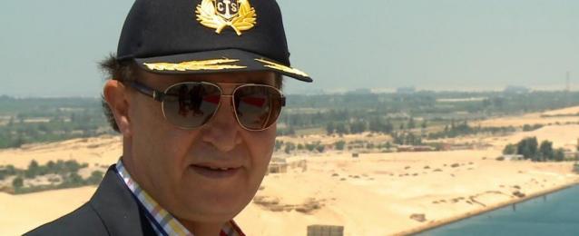 مهاب مميش: مخطط عام جديد لمينائى السخنة وشرق بورسعيد خلال أيام