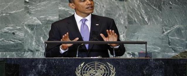 اوباما يدعو العالم الى التوحد لمحاربة داعش ويتعهد بتدميرها