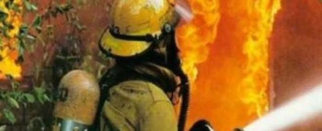 السيطرة على حريق بمستشفى بنها الجامعى دون وقوع إصابات