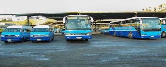 رئيس الوزراء يدشن مشروع النقل الجماعى السياحى المميز بين العاصمة والمدن الجديدة
