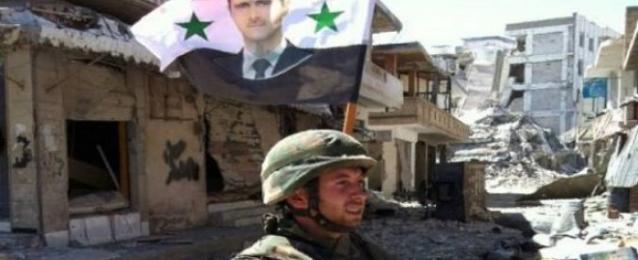 سوريا: قوات النظام تستعيد منطقة قرب دمشق