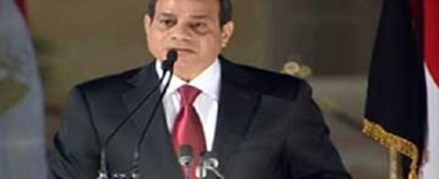 طائرات القوات الجوية المصرية ترافق طائرة الرئيس السيسي لدى عودته من نيويورك