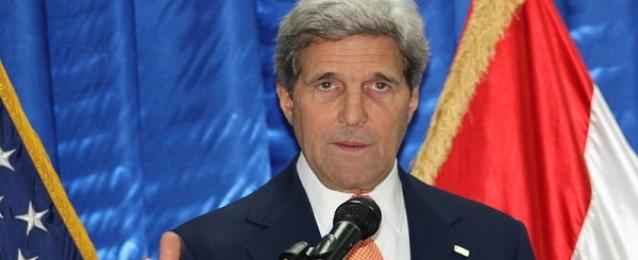 """كيري: لن نتدخل عسكريا في العراق إلا إذا حدث """"تحول دراماتيكي"""""""