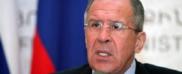 """لافروف: نأمل ألا تكون الهدنة بين فلسطين وإسرائيل على """"الورق فقط"""""""