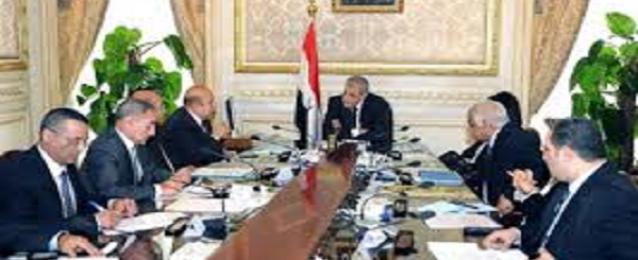 مجلس الوزراء يشكل لجنة لتنفيذ حكم حل حزب الحرية والعدالة وتصفية أمواله