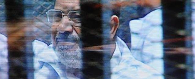 بالصور.. ننشر بيان إحالة مرسي وآخرين بتهمه التجسس لصالح قطر