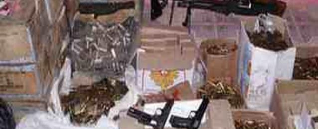 قوات الأمن تضبط مخزنا ثالثا للمتفجرات بشمال سيناء