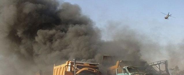 """مقتل 3 قيادات من"""" داعش """" في ضربات جوية للجيش العراقي على الموصل"""