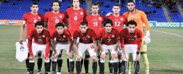منتخب مصر الأوليمبي يواجه نظيره المغربي في ثاني مباراة ودية