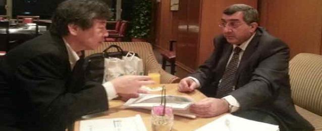 هيئة الاستثمار: تفعيل مجلس الأعمال المصرى الياباني المتوقف منذ 2008