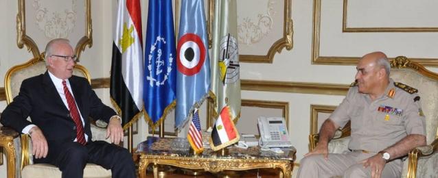 مسؤول أمريكي:ندعم مصر في حربها على الإرهاب