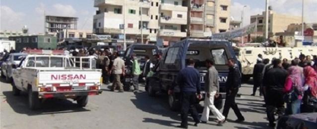 أمن الاسكندرية يضبط 7 من الإخوان بعد تفريق مسيراتهم