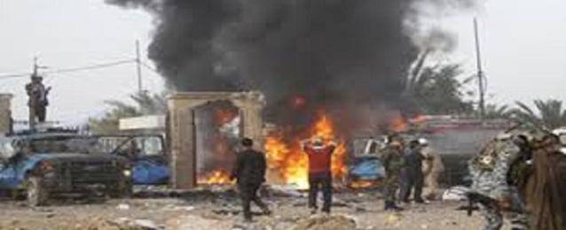 إصابة 18 شخصا في انفجار بشرق كركوك فى العراق