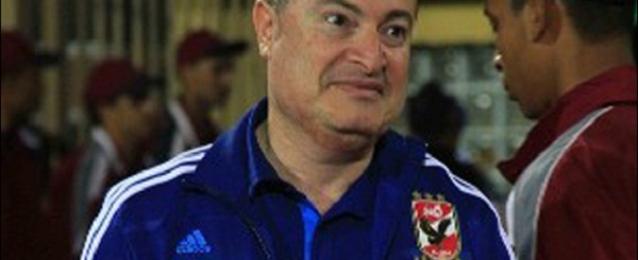 استقالة ايهاب علي طبيب الأهلي على خلفية تكرار الإصابات