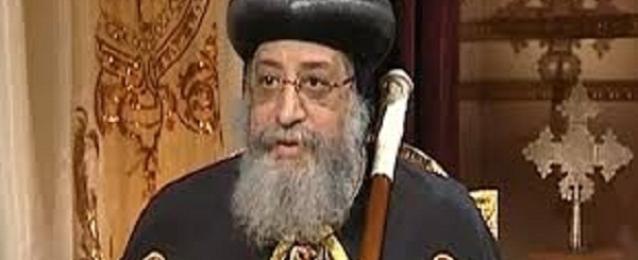 البابا تواضروس الثاني يرأس سيمنار مجمع كهنة الإسكندرية