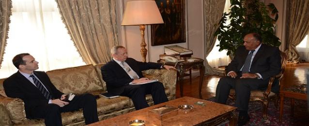 """الجنرال """"آلان"""" يؤكد علي أهمية الدور المصري في مواجهة الأفكار التكفيرية ونشر قيم الإسلام السمحة"""