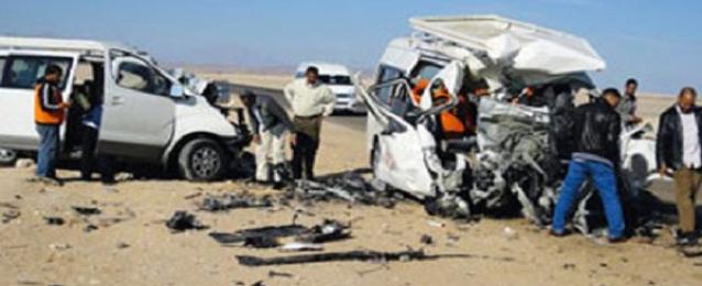 الرئيس السيسي يتابع مع محافظ أسوان تداعيات حادث إدفو