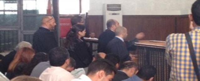 بدء جلسة أحداث مجلس الوزراء المتهم فيها دومة و268 آخرين