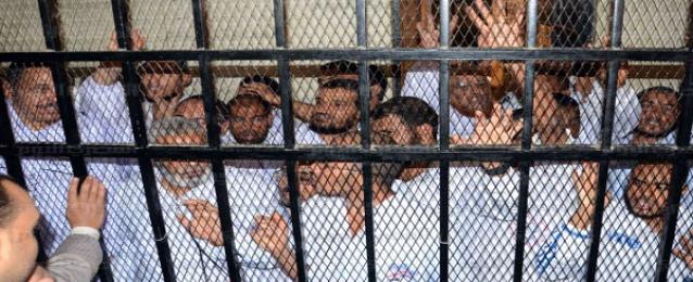 """تأجيل محاكمة 23 إخوانيًا في """" اقتحام قسم شرطة بني مزار"""" بالمنيا"""