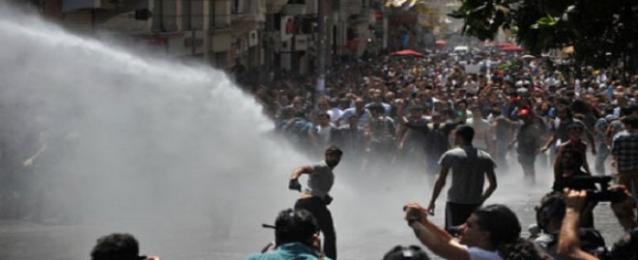 """تركيا: 31 قتيلاً و360 جريحاً منذ بدء تظاهرات الأكراد لمساندة """"كوبانى"""""""