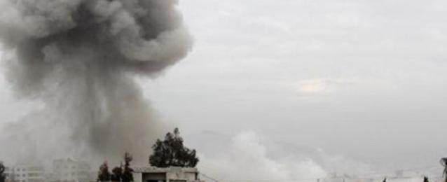 """دخان اسود وإطلاق قذائف هاون على """"كوبانى """"بالحدود السورية التركية"""