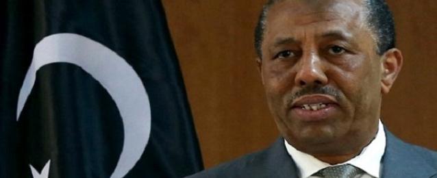 رئيس الوزراء الليبي يزور مصر غدا بدعوة رسمية من القاهرة