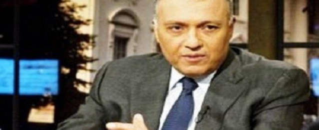 شكري: مواجهة الإرهاب هدف مشترك بين مصر والاتحاد الأوروبي