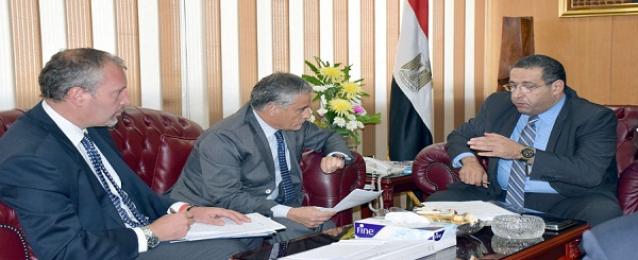 سفير ايطاليا: نسعى لتعزيز استثمارتنا في الطاقة والاسمنت والخدمات المصرفية في مصر
