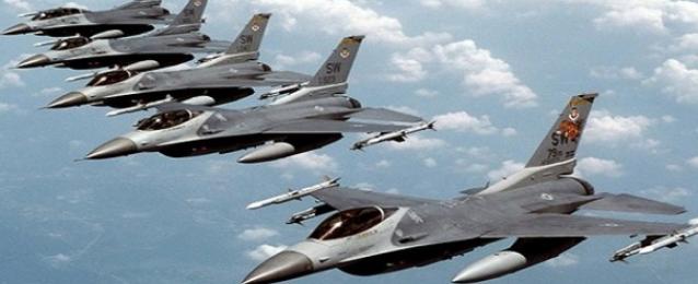 341 غارة جوية لأمريكا وحلفائها في العراق وسوريا