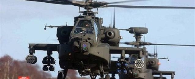 قائد القوات الجوية: مصر تتسلم قريبا صفقة طائرات الأباتشي