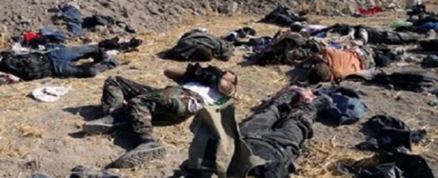 """مقتل وإصابة 29 مسلحا من تنظيم """" داعش """" بكركوك"""