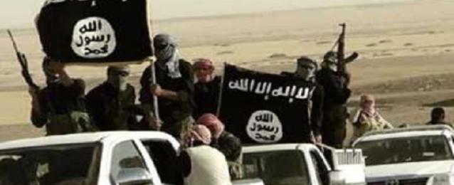 """"""" داعش"""" يرفع علمه على المنطقة الشرقية في كوباني"""