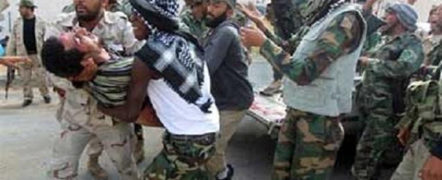 18 قتيلا في اشتباكات عنيفة وحرب شوارع في بنغازي