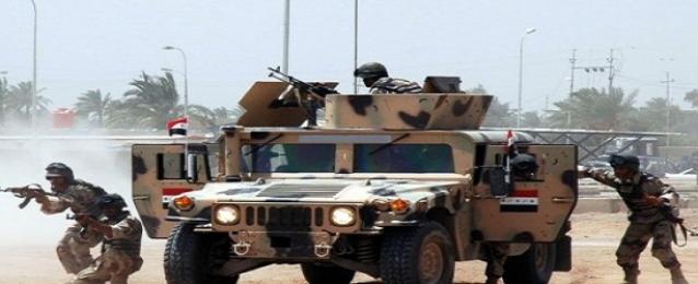 مقتل 30 مسلحا من داعش فى عملية للجيش العراقى بسامراء