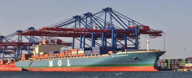 31 الف و 500 طن فوسفات تغادر ميناء سفاجا