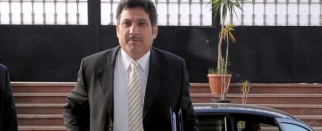 وزير الري يصل مقر وزارة الزراعة ويباشر العمل لتولى الوزارتين