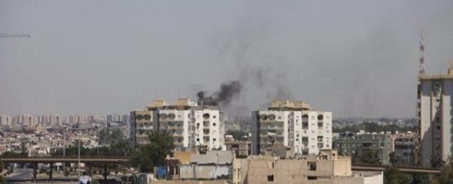 """مجهولون يستهدفون قناة النبأ الإخبارية الليبية بقذفتي """"آر بي جي"""""""