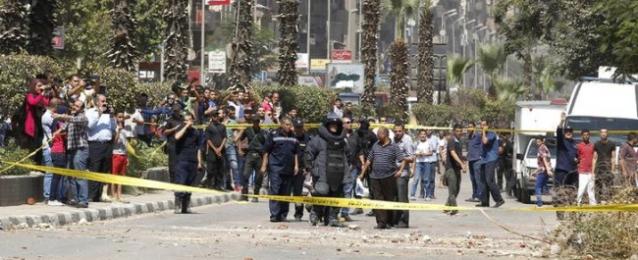 """قوات الأمن تغلق شارع الهرم وتمشط محيط """"الطالبية"""" بحثا عن متفجرات"""