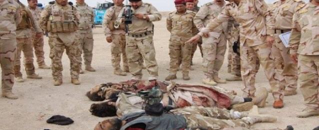 """مقتل 46 من """"داعش"""" بنيران عراقية بمحافظة صلاح الدين"""
