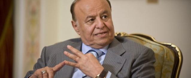 الرئيس هادى يجتمع فى الرياض بأعضاء الحكومة والمكونات السياسية اليمنية